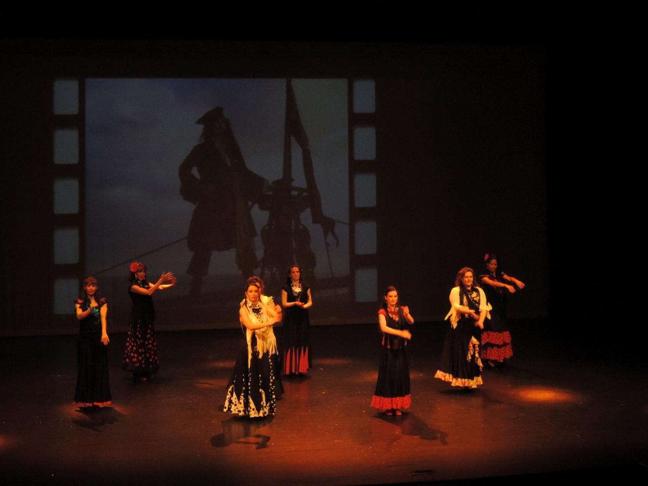 Gitanes des Caraibes_Flamenco (1)