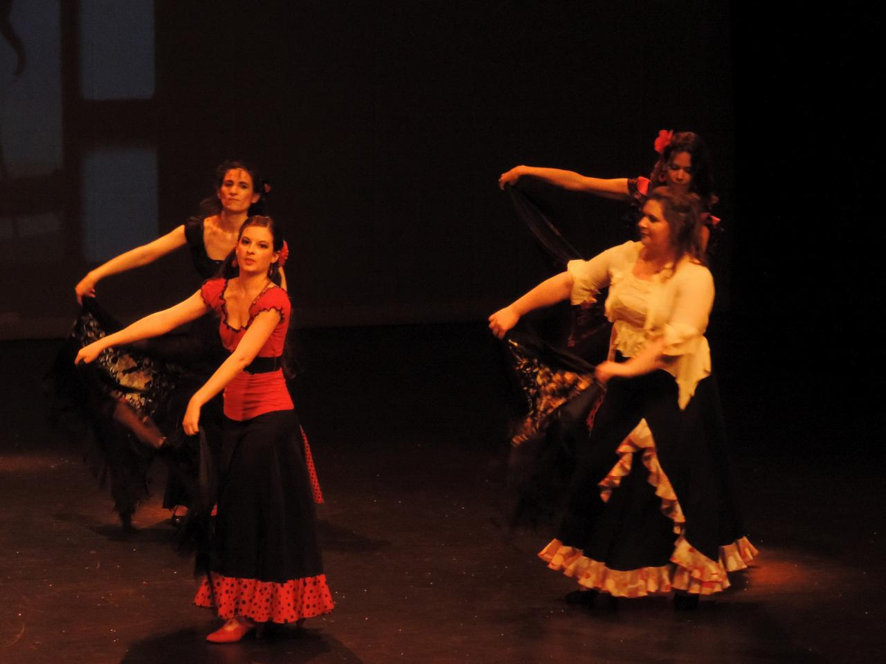 Gitanes des Caraibes_Flamenco (2)