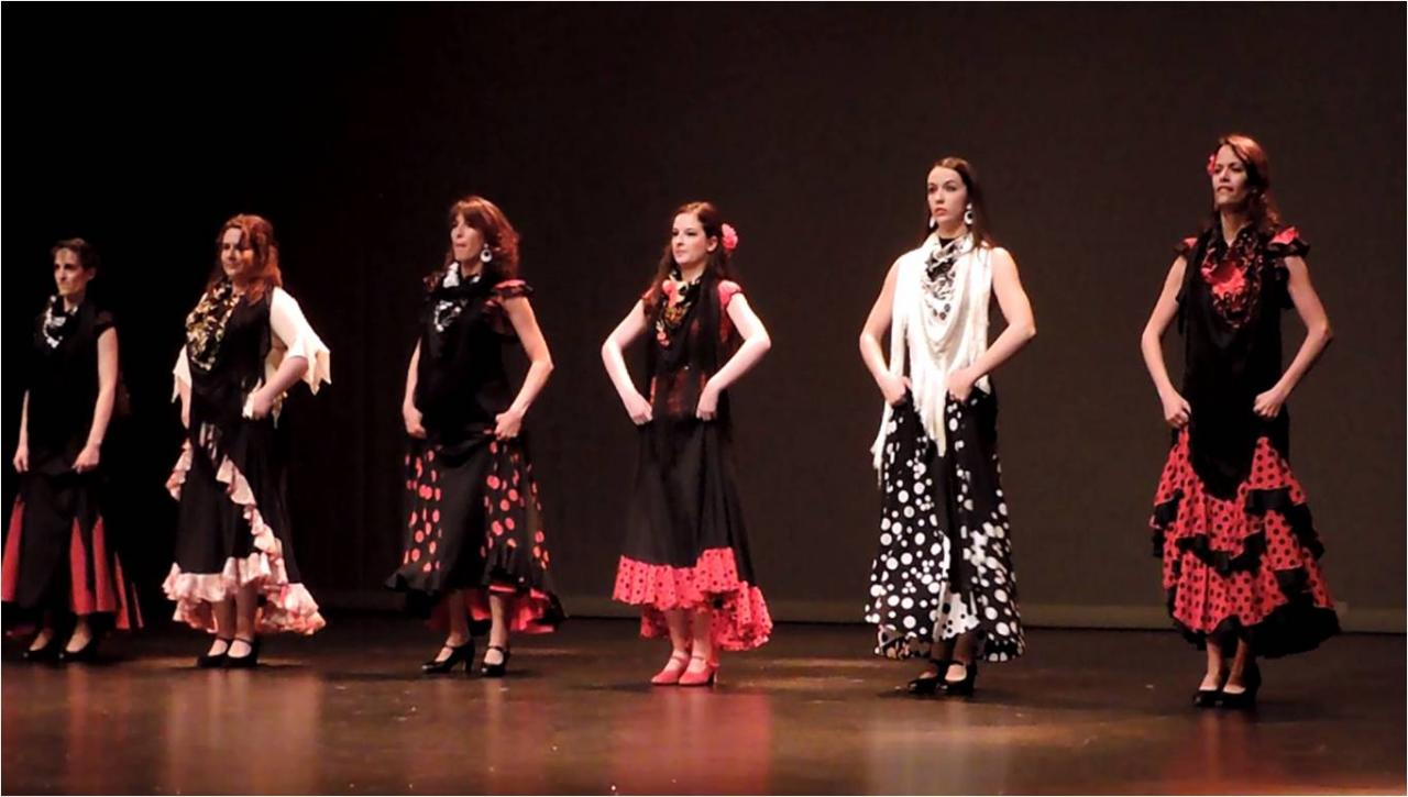Gitanes des Caraibes_Flamenco (7)