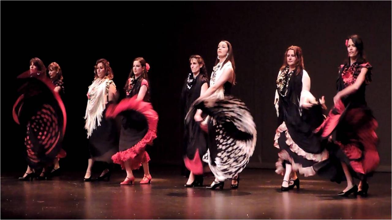 Gitanes des Caraibes_Flamenco (8)