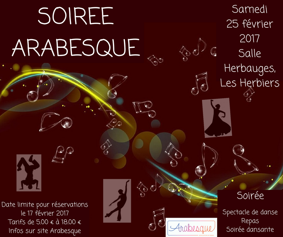 Arabesque 25 fevrier 2017