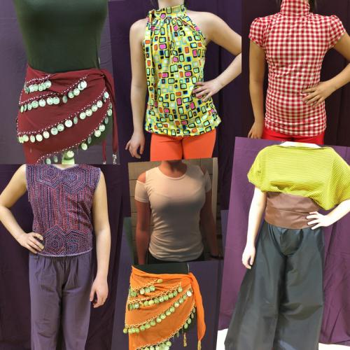 Costumier arabesque 1